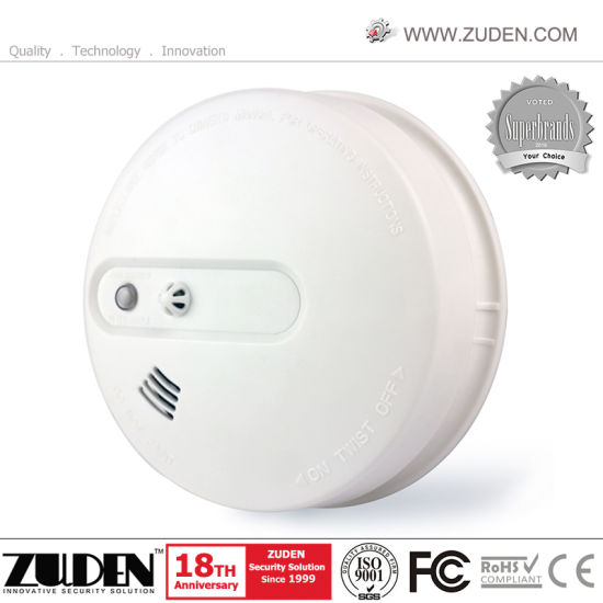 4-Wire Smoke/Heat Detector for Fire Alarm pictures & photos