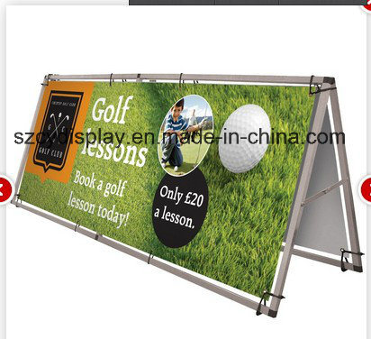 Banner Stand/Advertising Display Monsoon Banner Stand/a Frame