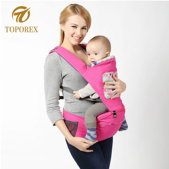 China Baby Sling Carrier Cheap Double Shoulder Wrap Baby Carrier