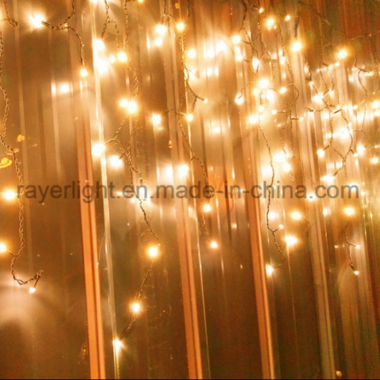 216 LEDs Garden Lights Fairy Light Wedding Decoration Icicle Light pictures & photos