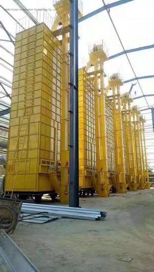 Factory Price Wheat Paddy Grain Maize Corn Drying Machine