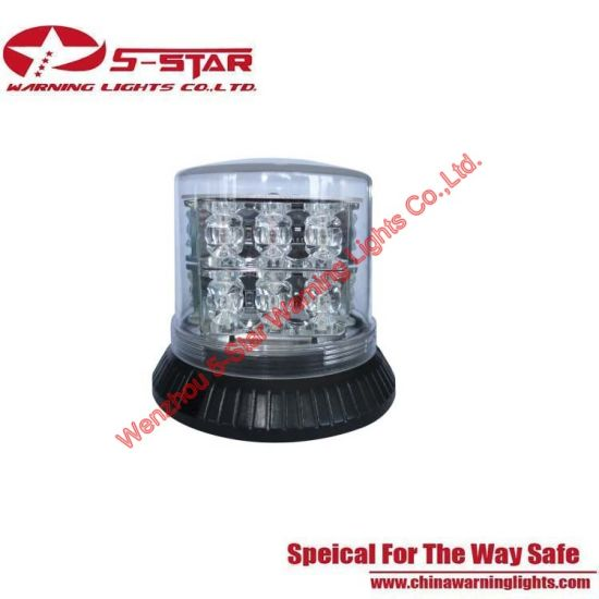 3W Police Roof Emergency Flashing Warning Beacon pictures & photos