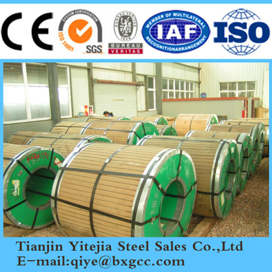 Hot Rolled Stainless Steel (304 304L 316 316L 321 309S) pictures & photos