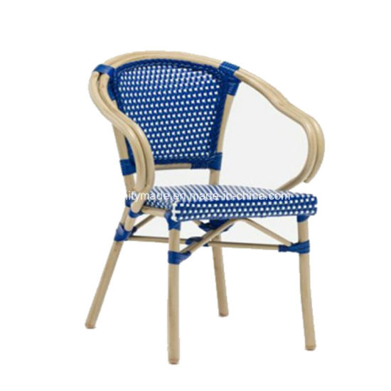 Wondrous Outdoor Furniture Paris Rattan Bistro Chair For Cafe Restaurant Ibusinesslaw Wood Chair Design Ideas Ibusinesslaworg