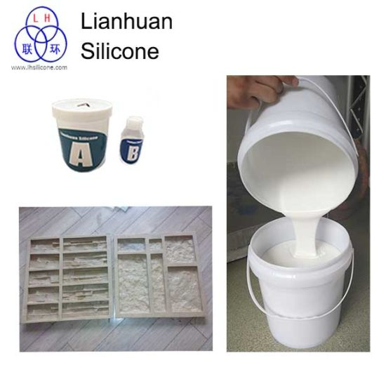 RTV-2 Silicone Rubber for Artificial Stone Molds Making in Lebanon