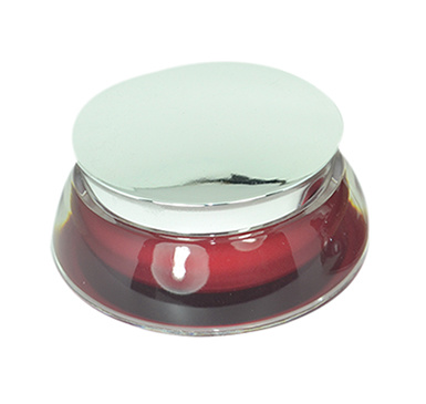 15g, 30g Scallop Shape Cosmetic Acrylic Cream Jar pictures & photos