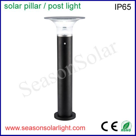 High Power Energy Lighting Bright LED Solar Garden Lighting with Build-in Lith Battery