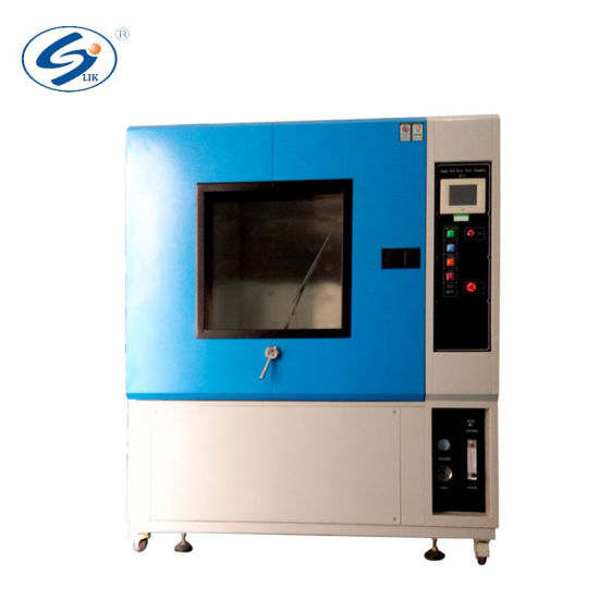 ISO IP Protection IP5X IP6X Sand Dust Proof Test Chamber