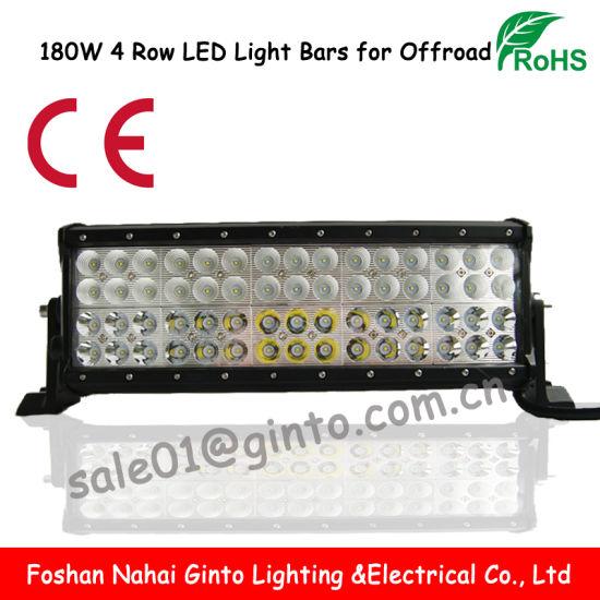 Quality Light Bars >> China 180w 14 5inch Waterproof Dustproof High Quality Led
