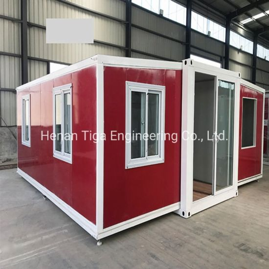 Good Quality Pre-Made Container House Prefabricated Tiny Modular Container Office pictures & photos