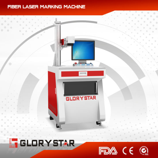 Fiber Laser Marking Machine for Plastic with Reasonable Price