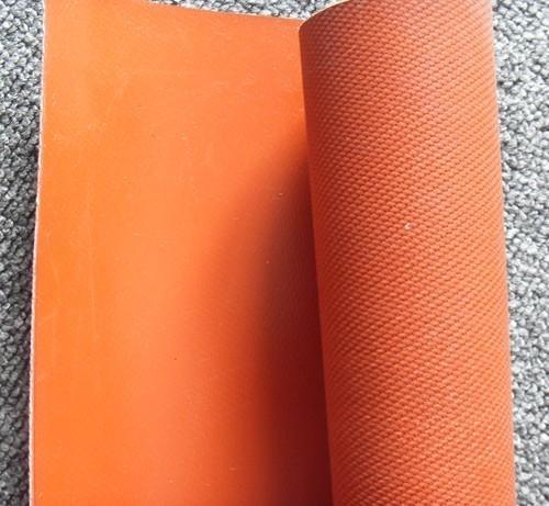 91ec475f2cbe Colorful Silicone Coated Fiberglass Fireproof Fabric High Temperature  Resistant Fabric