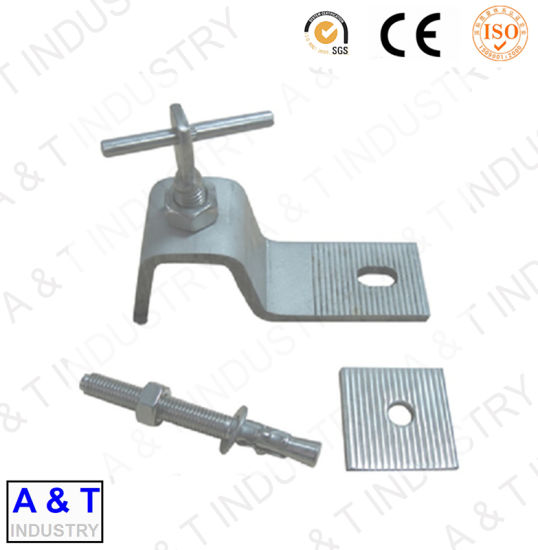 Custom CNC Machined Metal Flat Stainless Steel Copper Washer with Internal Thread pictures & photos