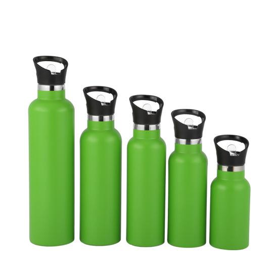 Custom Stainless Steel Insulated Water Bottle Vacuum Flask Triple Walled