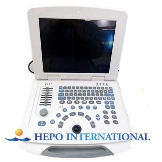 China Medical Instrument Digital B/W Portable Ultrasound pictures & photos