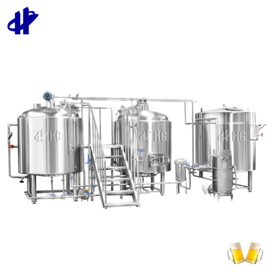 1000L Brewing Ale Lager Commercial Craft Beer Brewery Equipment