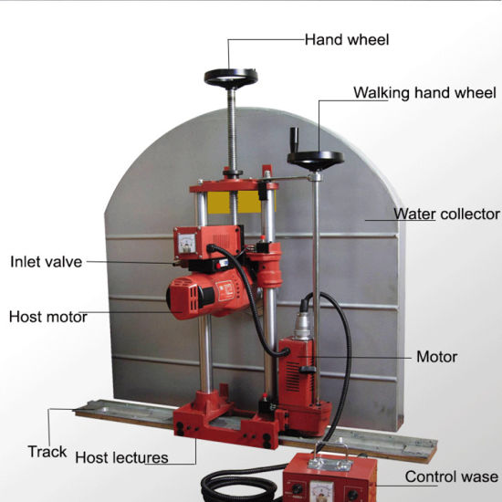 Wholesale Concrete Wall Saw Cutting Machine 1 Meter Wall Cutter