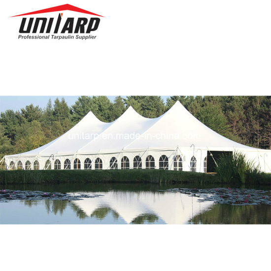 High Strength PVC Tarpaulin Material Tents for Parties