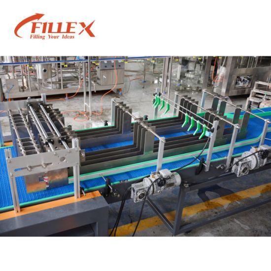 Conveyor Belting for Filled Cans Beverage