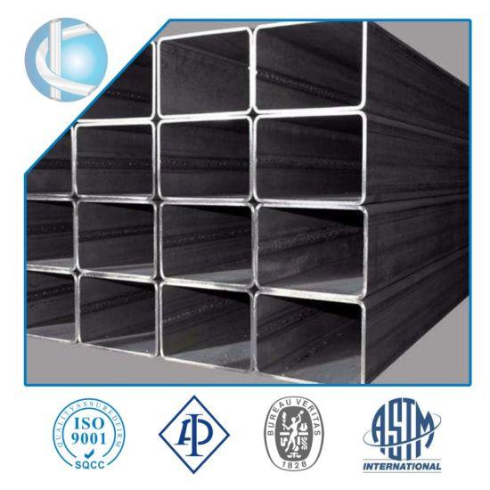 Square Tube Gi Tube Gi Pipe, Black / Galvanized Steel Pipe