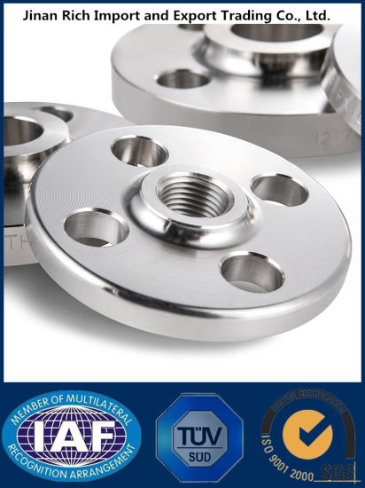 Factory Outlet JIS B2220 New Stainless Steel Flange pictures & photos