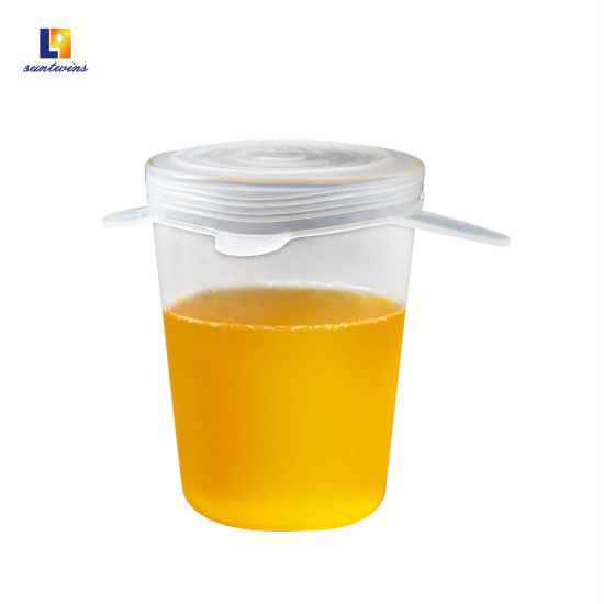 Custom Silicone Fresh Cover Household Plastic Containers for Refrigerator