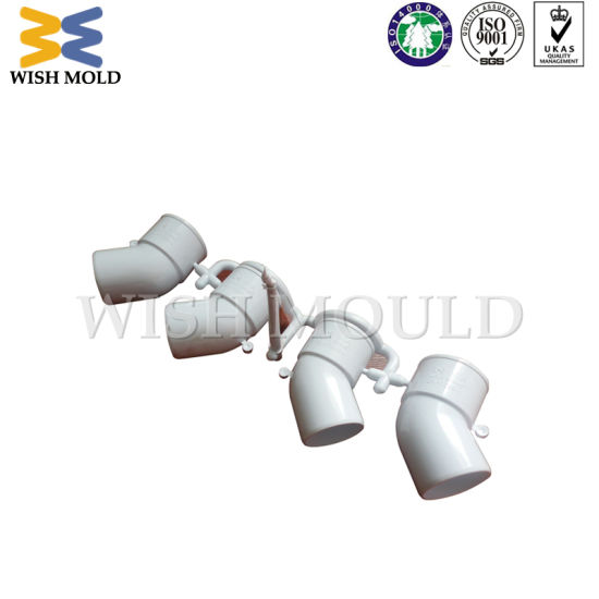 Us Product Mold Makers Companies for Plastic 90 Degree Elbow Mold