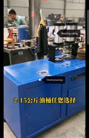 Wheel Bearing Cleaning Machine