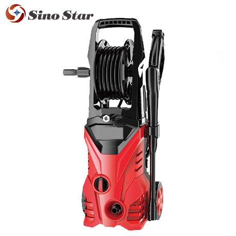 Sino Star Best Quality Cheap Price Portable High Pressure Steam Car Washer Cleaning Equipment with Automatic 1800watt 120bar