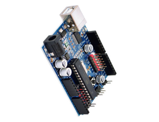 Arduino Uno R3 Development Board 5V with USB Avrmega328p-PU