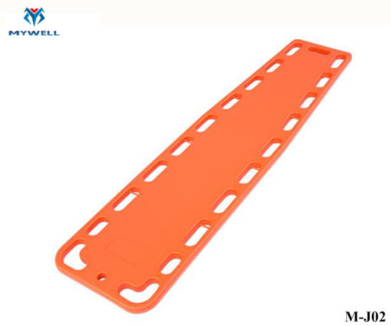 M-J02 Wholesale Folding Short Spine Patient Transfer Board pictures & photos