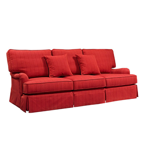 China Fabric Upholstered Chesterfield Sofa Living Room Sofa