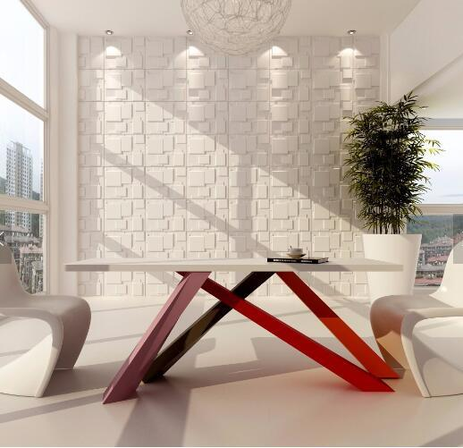 Excellent Quality Decorative Panel PVC Wall Panels 3D For Interior Wall  Decor