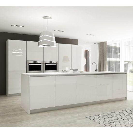 Wholesale Manufacturer Furniture Kitchen Design Freestanding Open Shelf Modular Kitchen Cabinet