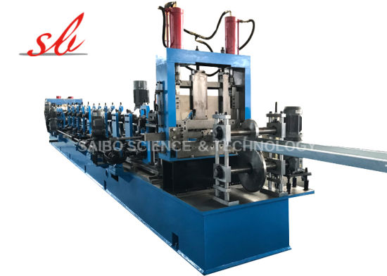 C&Z Interchangeable Forming Machine with Electrode Cutting Structure