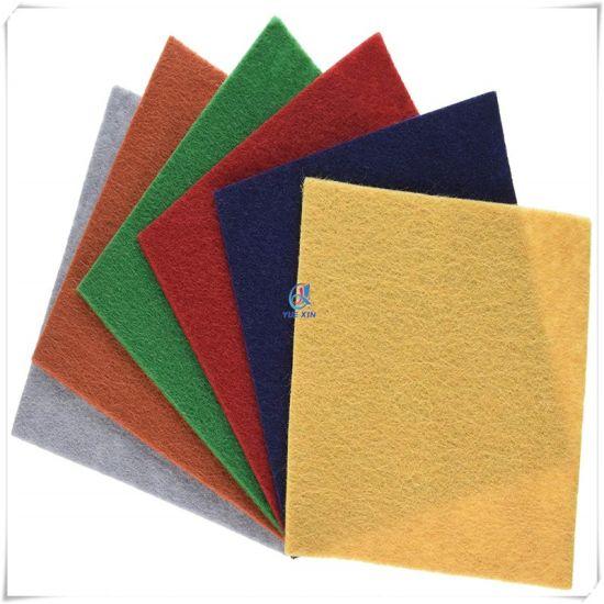 3 x A4 craft felt fabric