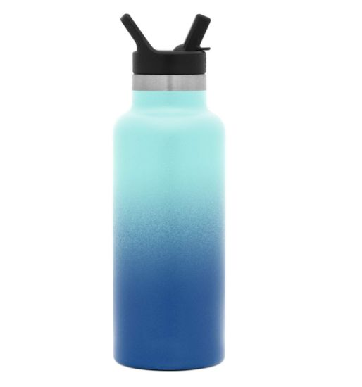 32oz Summit Water Bottles Vacuum Insulated Tumbler Double Wall Travel Mug 18/8 Stainless Steel Flask