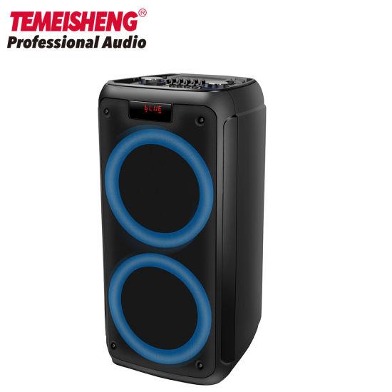2019 New Bluetooth Karaoke Rechargeable Party Speaker
