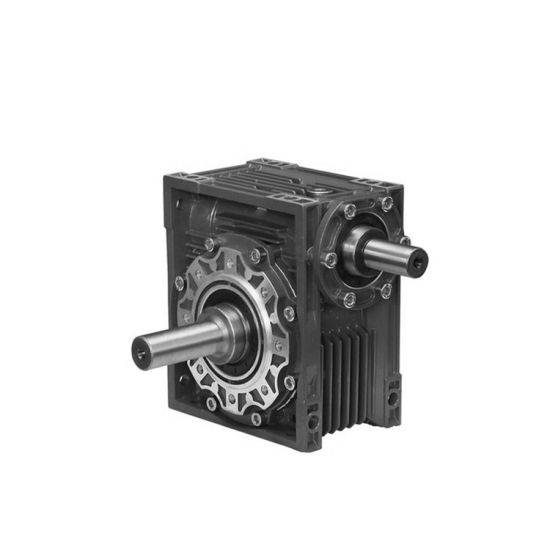 Nrv Aluminium Worm Gearbox with Extension Shaft