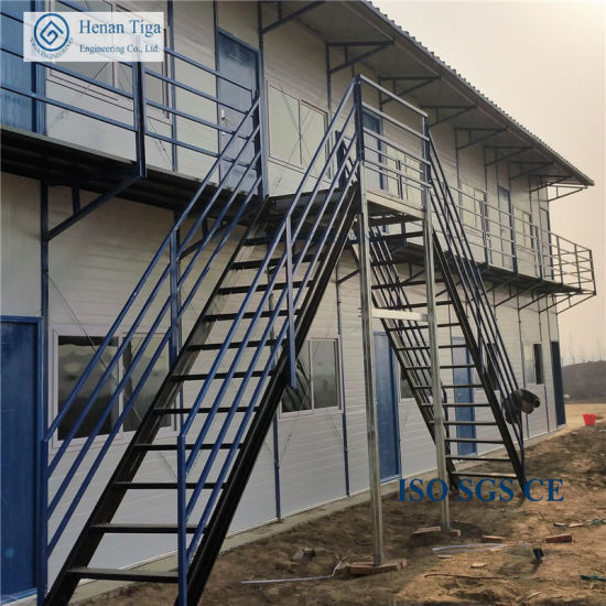 Flat Packs and Mobile Modular Prefabricated Modular Houses / Container Houses