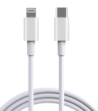 20W Pd Type C to Lighting Fast Charging Cable for iPhone 12