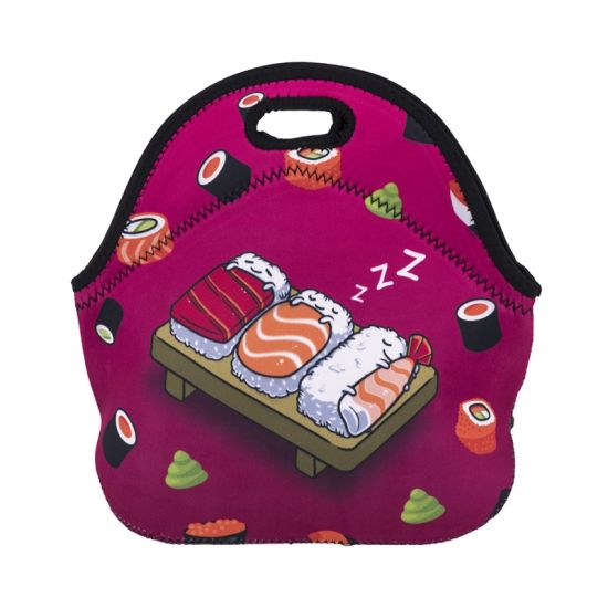 Full Printing Lunch Neoprene Bag