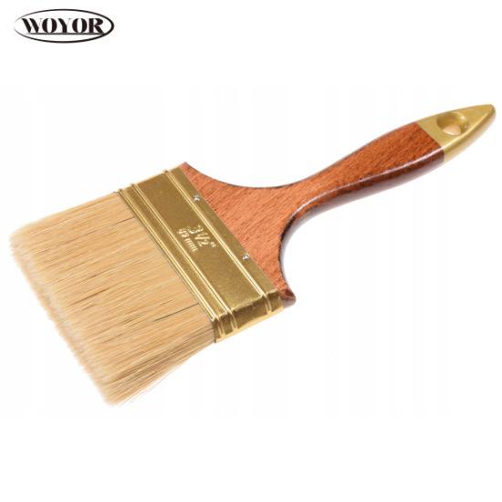 "Wholesale Price 3"" Wood Handle Paint Brush"