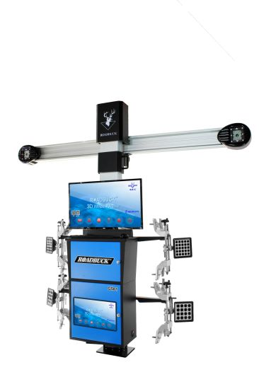 3D Manual Lifting Tyre Wheel Alignment Machine for Sale