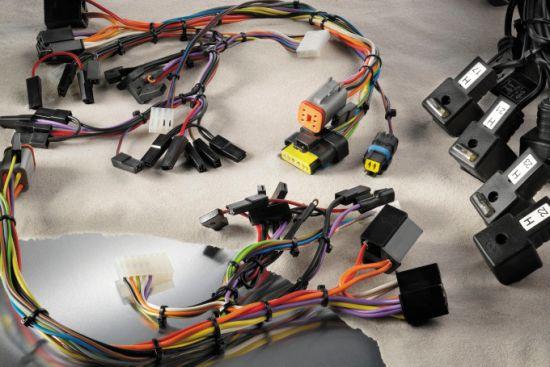 China 40 Way Pin ECU Connector Engine Wiring Harness - China Wire Harness, Connector  HarnessDongguan Access Star Co., Ltd.