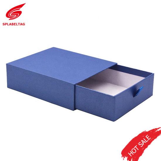 Hot Sale Luxury Custom Design Cup Watch Drawer Cardboard Paper Gift Box