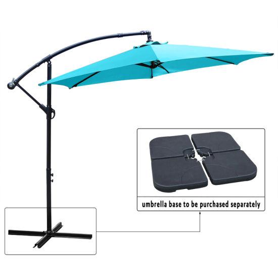 Wholesale Commercial Outdoor Umbrella Parasol Sun Umbrella Patio Garden Parasols for Sale
