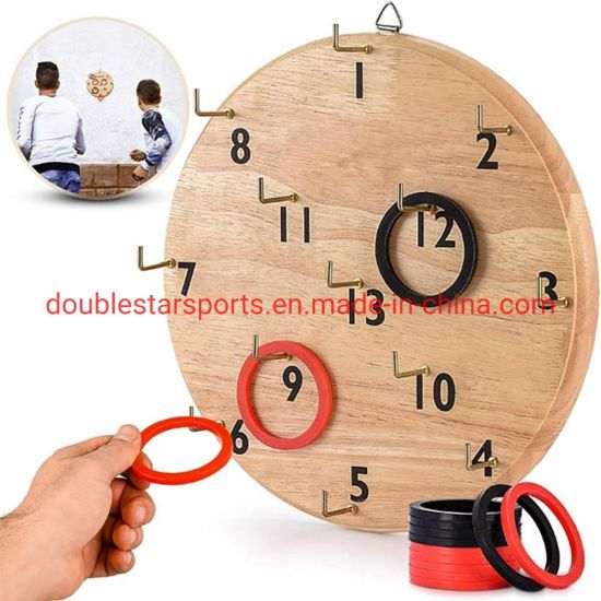 China Indoor Hanging Hookey Board Solid Wood Ring Toss Game China Bean Bag Toss And Mdf Bean Bag Toss Price