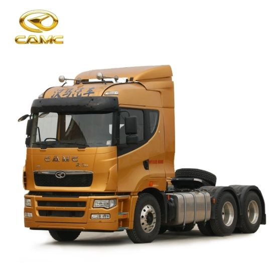 2021 hot sale CAMC High Quality 6*4 Tractor Trucks