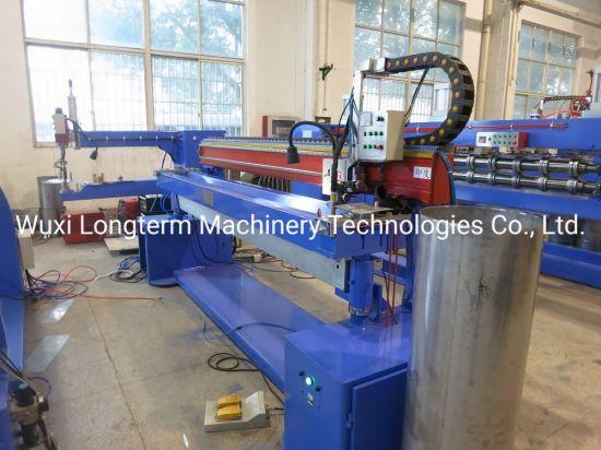 Solar Water Heater Tank Producing Machine